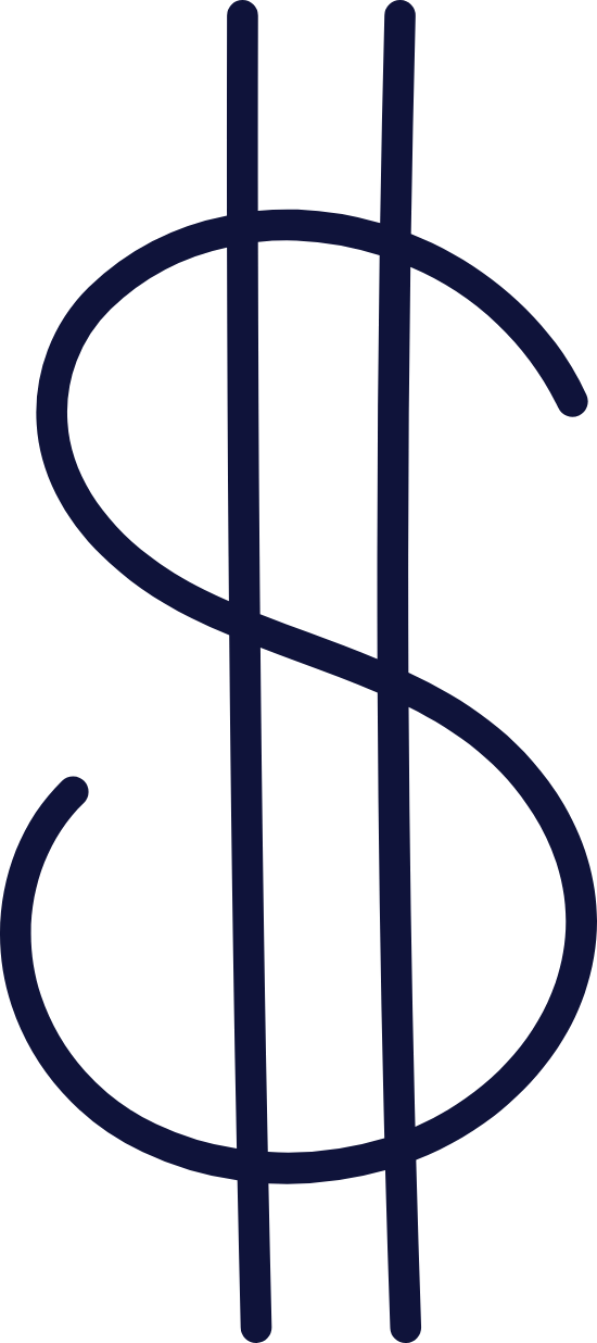 Plain Dollar Sign