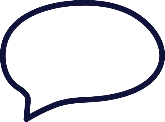 Plain Speech Balloon