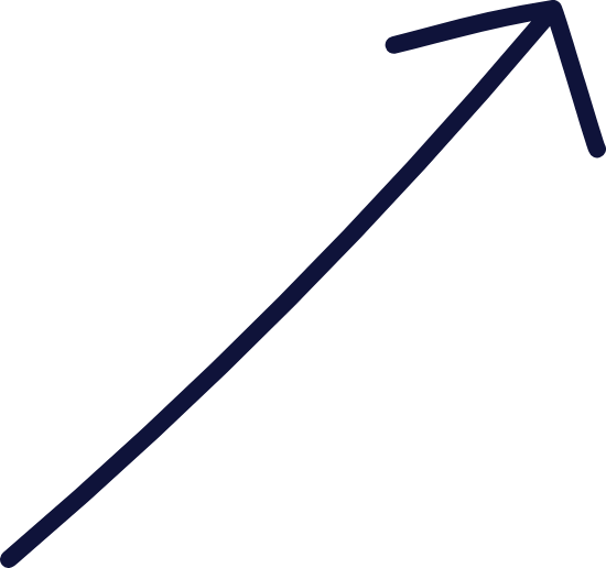 Plain Upward Arrow