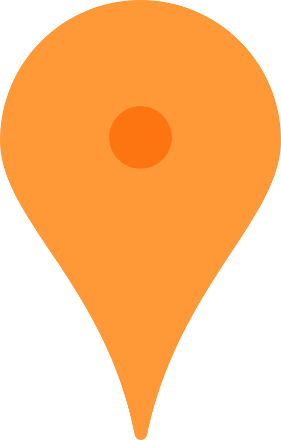 Slim Map Pin