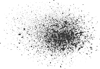 Coarse Splatter