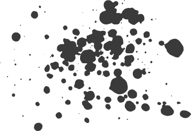Spurted Splatter