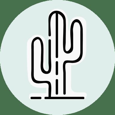Basic Saguaro Cactus