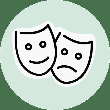 Basic Drama Masks