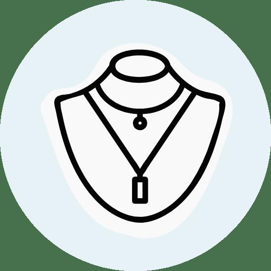 Basic Double Necklace