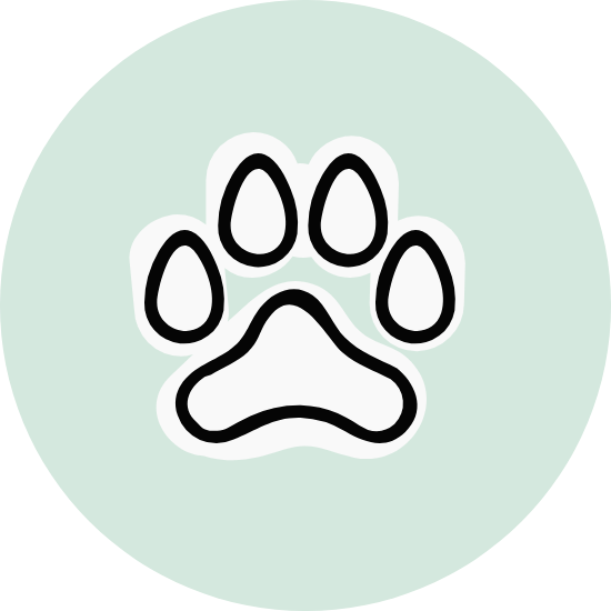 Basic Paw Print