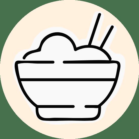 Basic Rice Bowl