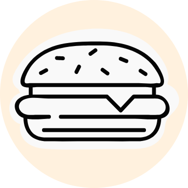Basic Cheeseburger