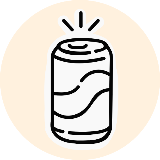 Basic Pop Can