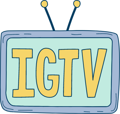 IGTV Screen
