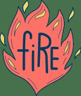 Emblazoned Fire