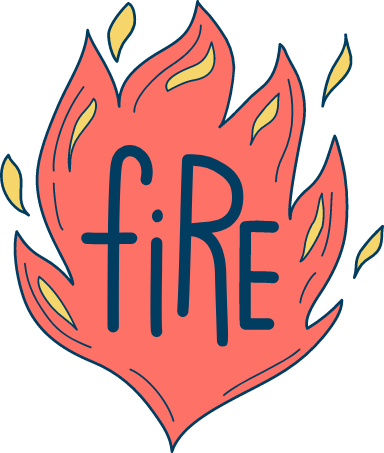 Emblazoned Fire