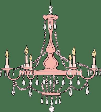 Ornate Chandelier