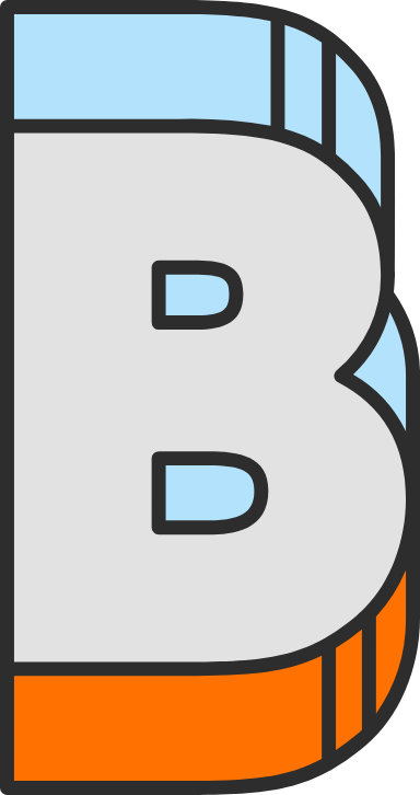 "Dimension Letter ""B"""
