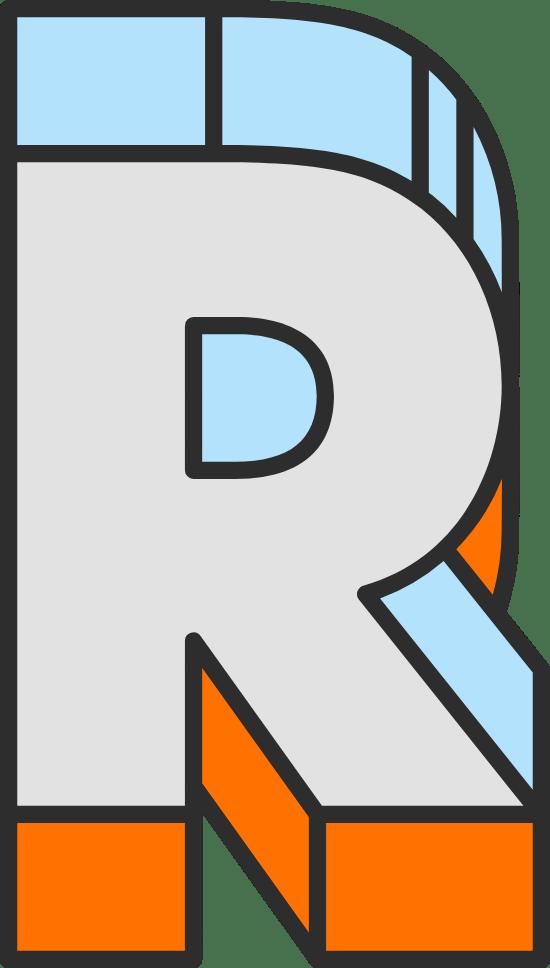 "Dimension Letter ""R"""
