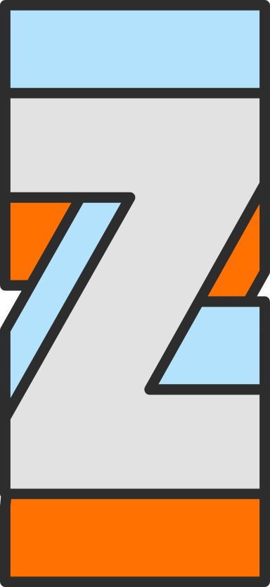 "Dimension Letter ""Z"""
