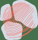 Scribbled Line Blobs