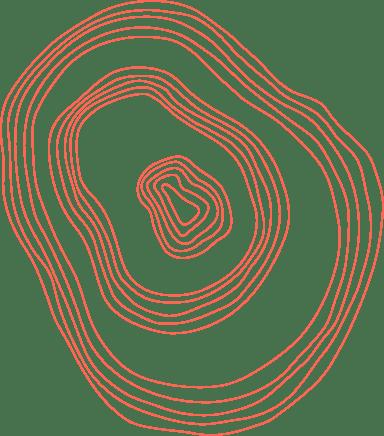 Aligned Line Blob