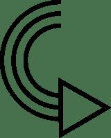 Curvaceous Arrow