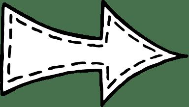 Stitched Arrow