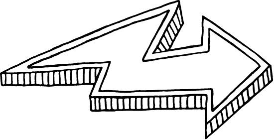 Zigzag Arrow