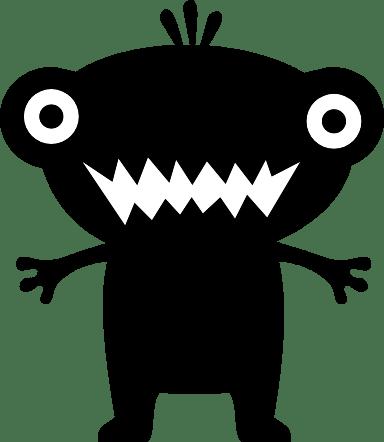 Wide Eye Creature