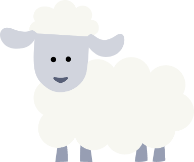 Cute Sheep