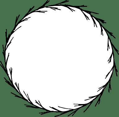 Grassy Wreath