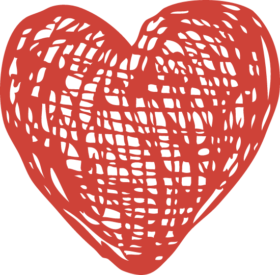 Scratched Heart