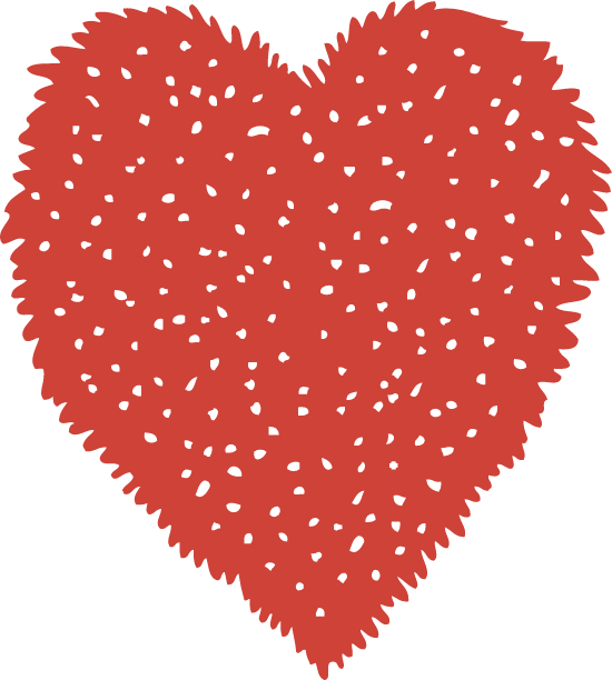Bushy Heart