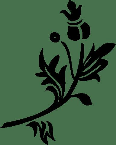Leafy Sprig Right