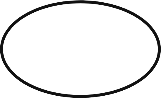 Open Oval