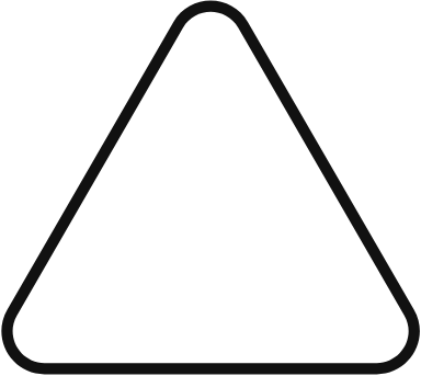Edged Triangle