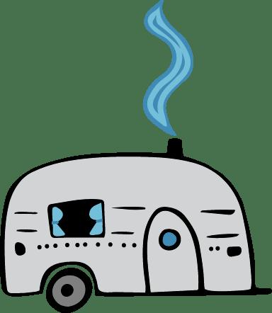 Aluminum Camper
