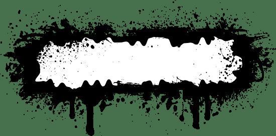 Splatter Rectangle