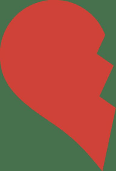 Left Half Heart