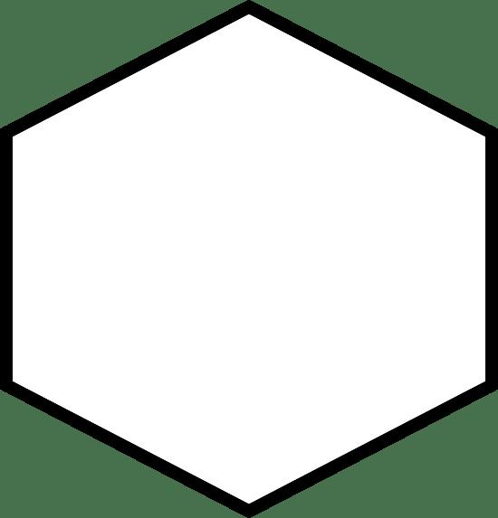 Hexagon Frame