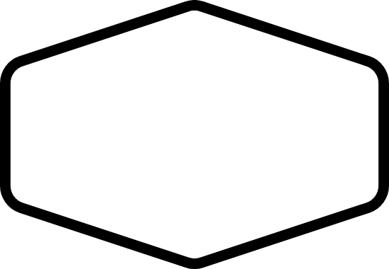Hexagonal Frame