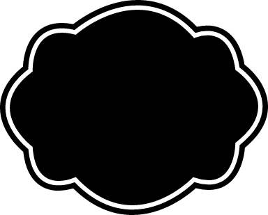 Dark Cloudy Badge
