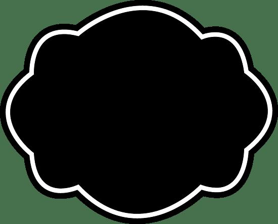 Dark Cloudy Badge