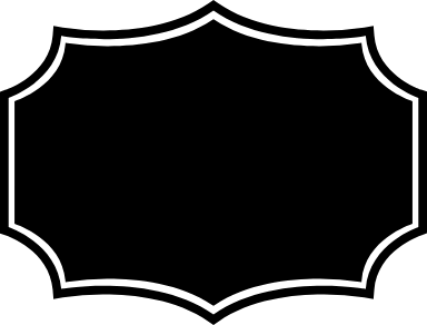 Dark Pointed Badge