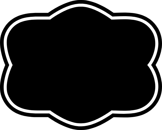 Dark Flower Badge