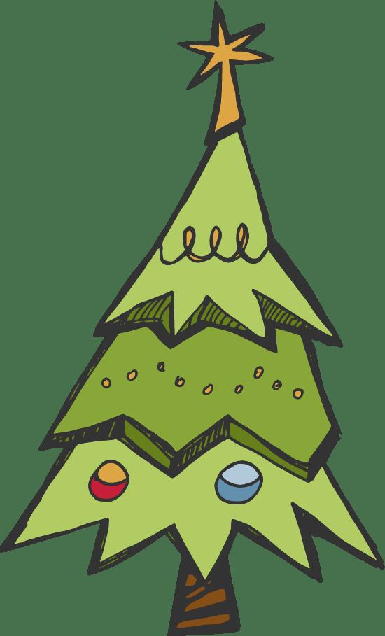 Tree & Star