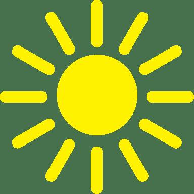 Strong Sun