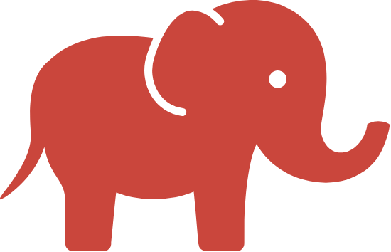 Elephant Emoji Png : Joypixels organizes elephant within the animals & nature category.