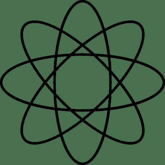 Atomic Spirograph