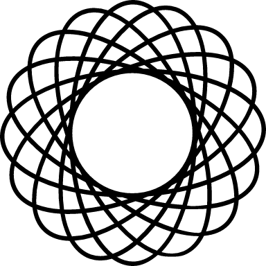 Curvilinear Spirograph