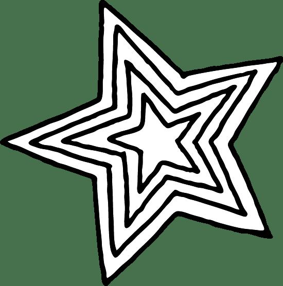 Concentric Stars