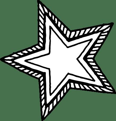 Edged Star
