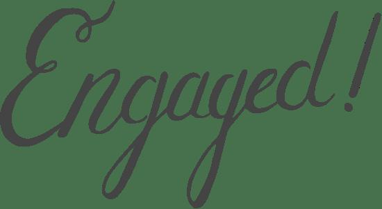 Engaged! Script